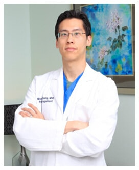 portrait of Dr. Cheng